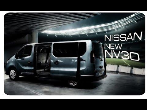 Nissan 2017 - NEW NV300