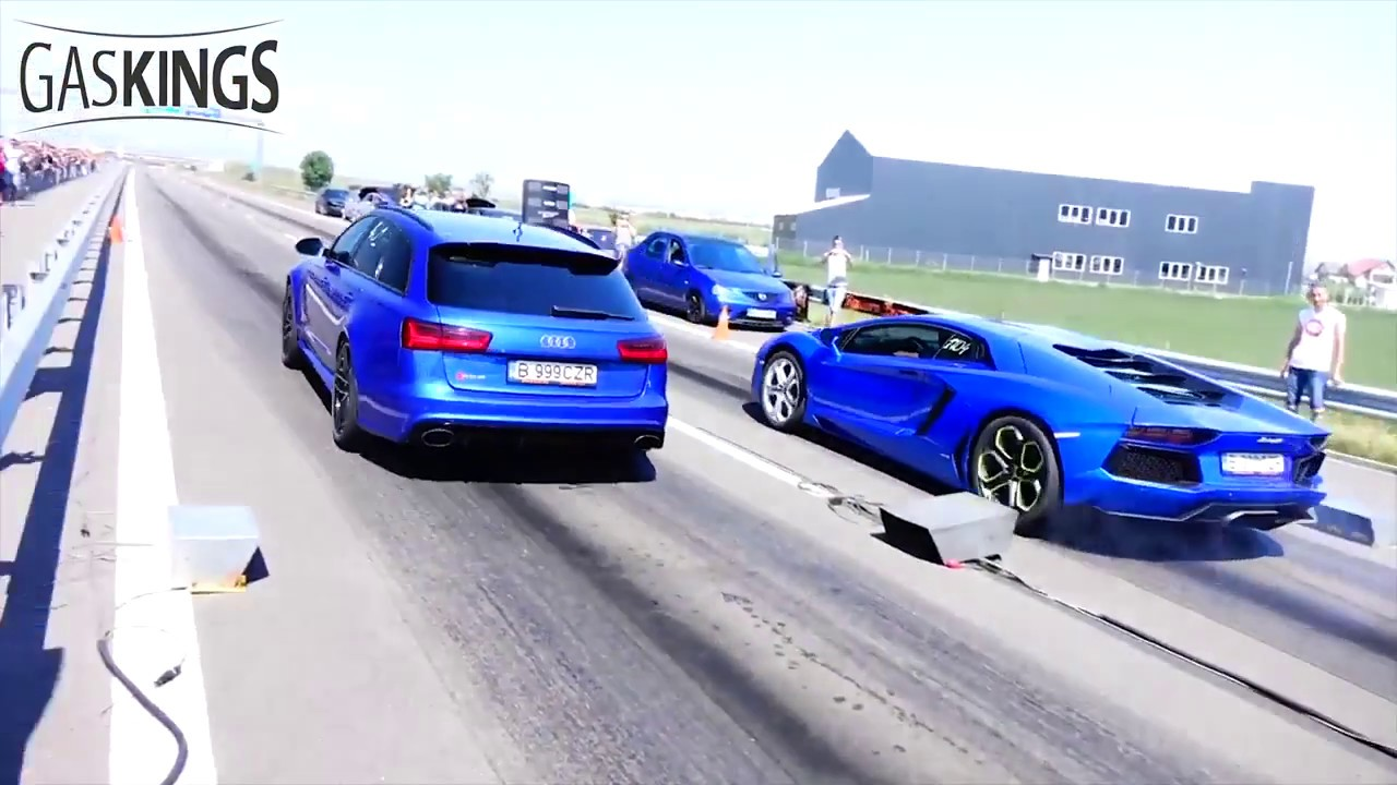 Amazing Sports Supercar Killers Normal Cars Beating