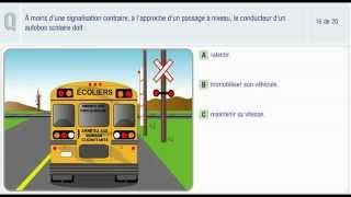 Canada: Obtenir un permis de conduire