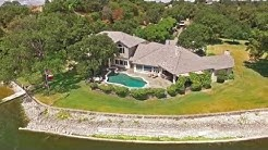 9900 Boat Club Road, Fort Worth, TX Luxury Lakefront Home Eagle Mountain Lake