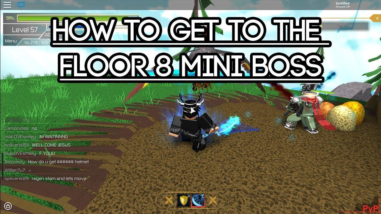 Floor 8 Mini Boss