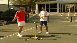 Oscar Wegner teaching Modern Tennis Forehand