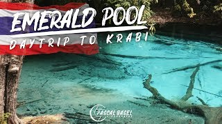 🇹🇭🛵 EMERALD POOL, KRABI   One of the Best Attractions (Thailand 2018)