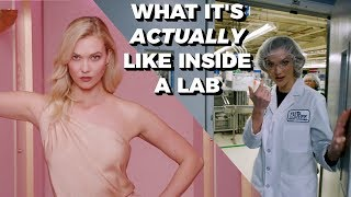 What It's Actually Like Inside a Lab | Karlie Kloss