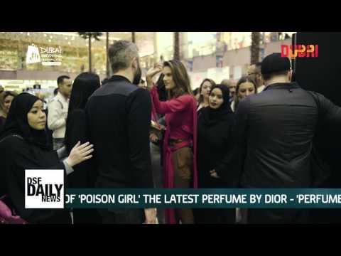 Alessandra Ambrosio in Dubai - DSF Daily News Day 30 - Visit Dubai
