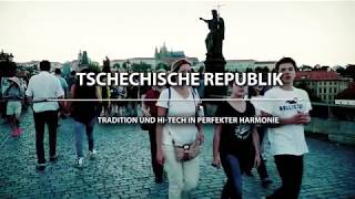 Tschechische Republik - TRADITION UND HI-TECH IN PERFEKTER HARMONIE