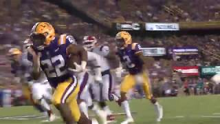 HIGHLIGHTS Field-level sights, sounds, and scores from LSU's 38-21 victory over Louisiana Tech