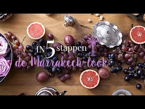 In 5 stappen de Marrakech–look! | Westwing stijltips