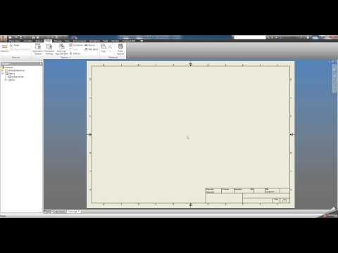 Autodesk Inventor drawing style library error