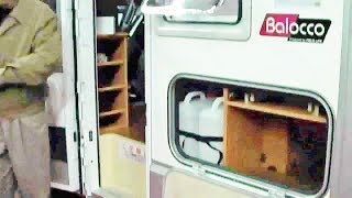 軽キャンパー DAIHATSU HIJET custom Balocco The microvan camper selection 2014 Osaka JAPAN