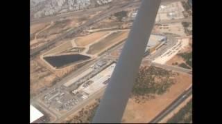 Лётчик на один день - Израиль.часть 2(Спасибо моей любимой жене Насюнке за подарок 13/04/2010., 2010-05-01T13:45:48.000Z)