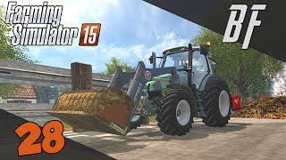 Farming Simulator 15 | La Ferme Belge | Episode 28