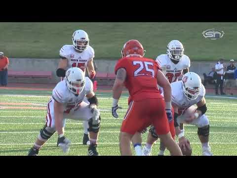 Football Highlights: South Dakota 42, Sam Houston State 54