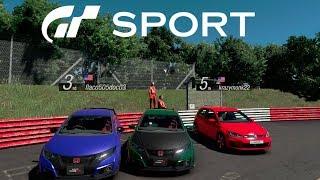 Gran Turimso Sport - FWD Kreuzfahrt rund um den Nürburgring - w/Monk,Roblox, & Chris