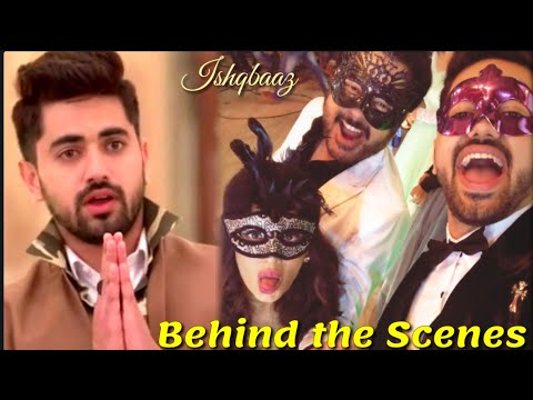 Zain Imam Exclusive| Behind the Scenes of Ishqbaaz thumbnail