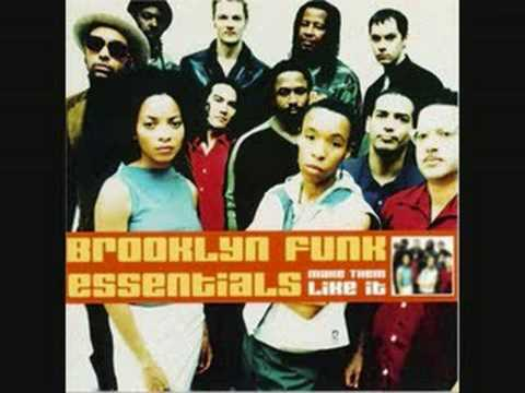 Brooklyn Funk Essentials - Date With Baby
