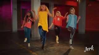ClaireaBella Girls The Jerk Dance Tutorial