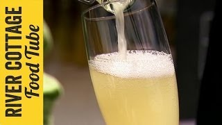 Elderflower Champagne | Hugh Fearnley-Whittingstall & Steve Lamb