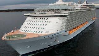 Новый Титаник. Круиз на лайнере. Июнь 2014 г.