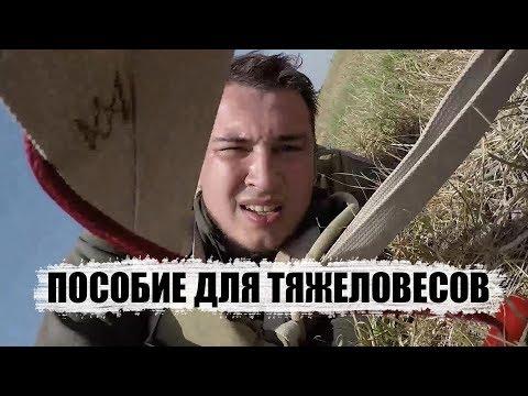 Мой первый прыжок с парашюта-впечатления и их последствия!