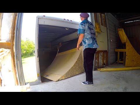 I BOUGHT A SKATEPARK!