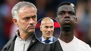 Ban tin BongDa ngay 1/10 - M.U khủng hoảng, Zidane chuẩn bị thay thế Mourinho