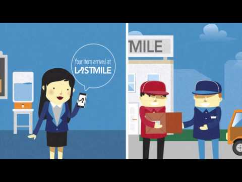 LastMile Explainer Video