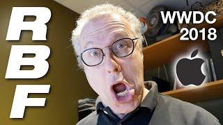 RBF- Apple's WWDC 2018