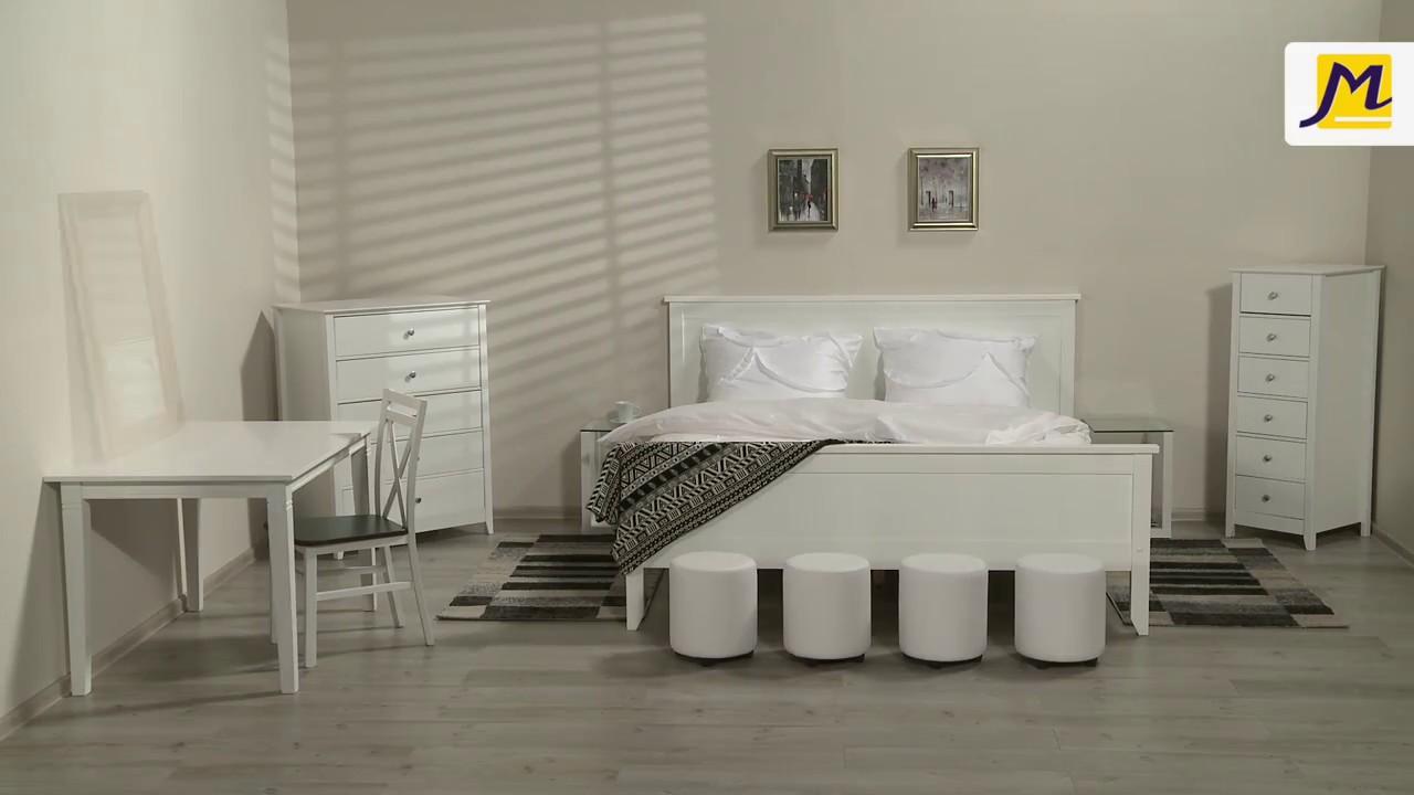 Sypialnia W Bieli Inspiracje Mango
