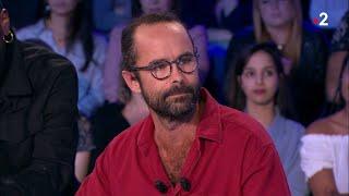 Cédric Herrou - On n'est pas couché 22 septembre 2018 #ONPC