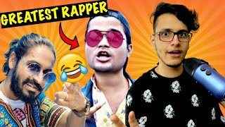 The Worst Rapper Ever!!
