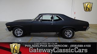 1972 Chevrolet Nova, Gateway Classic Cars Philadelphia- #236