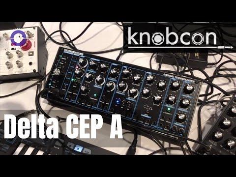 Knobcon 18: Radikal Technologies Delta CEP-A New Features
