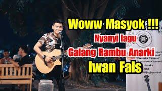 IWAN FALS - GALANG RAMBU ANARKI (LIVE ACOUSTIC) - TRI SUAKA