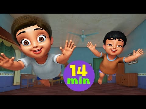 Download Chunnu Munnu The Do Bhai New Version   Hindi Rhymes Collection for Children   Infobells