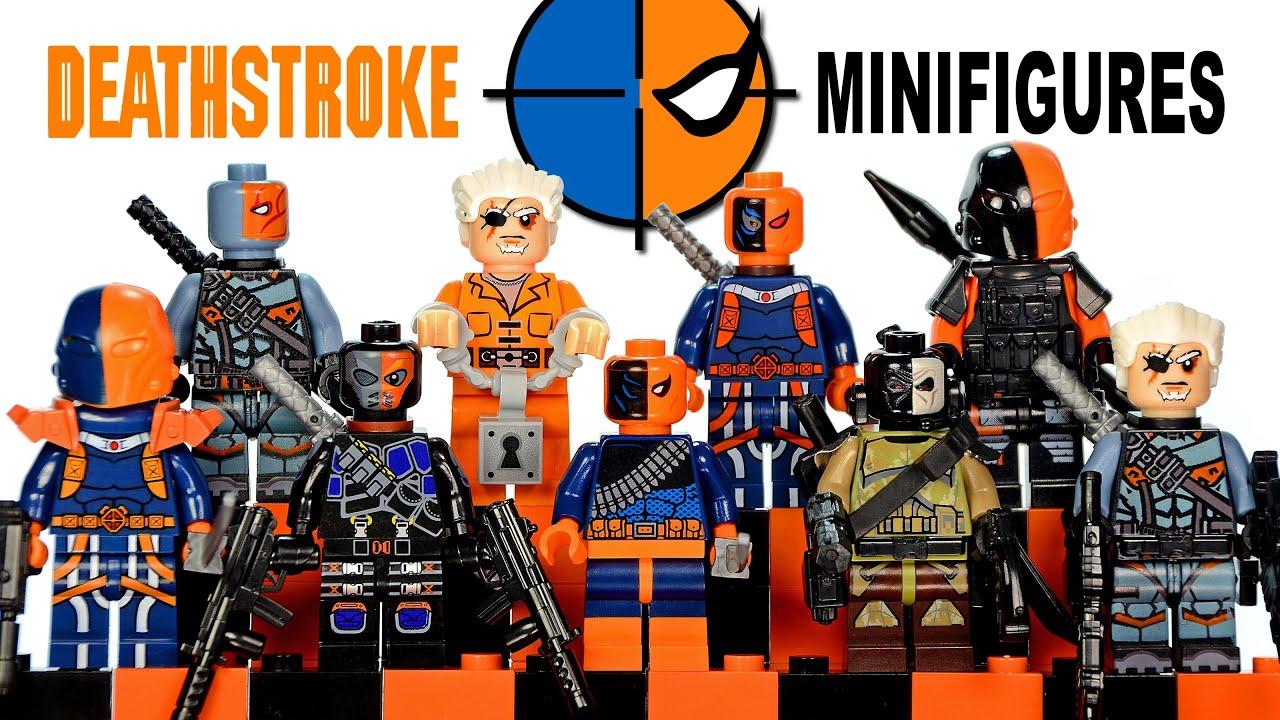 My LEGO Deathstroke 20...