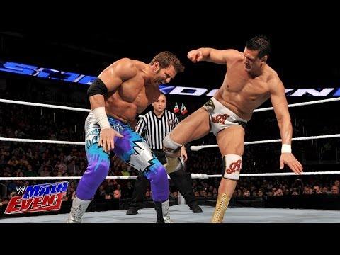 Zack Ryder vs. Alberto Del Rio: WWE Main Event, Feb. 5, 2014