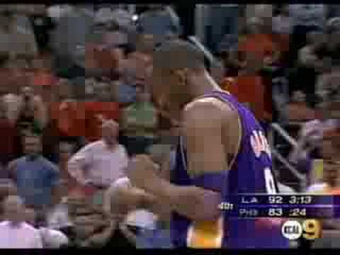 Kobe Bryant Dunk on Steve Nash HQ