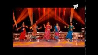 Shakti group- Romania Danseaza 2014