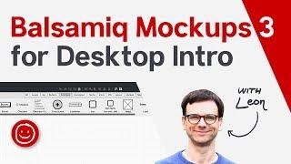 Balsamiq Mockups 3 For Desktop Intro