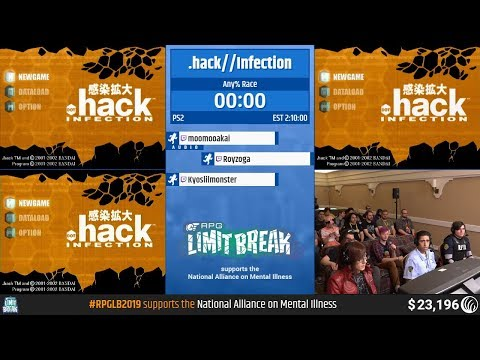 .hack//Infection (Race) By MooMooAkai, Royzoga, Kyoslilmonster (RPG Limit Break 2019 Part 9)