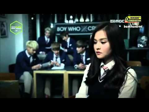 131114 EXO MelOn Awards - Drama Cut {ENG SUB}.mp4