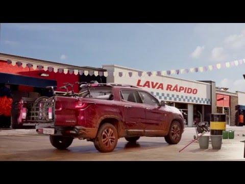 FIAT TORO CAR ADS FILM 2016