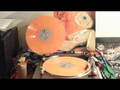 Korn - Make Me Bad ( Flame orange vinyl)