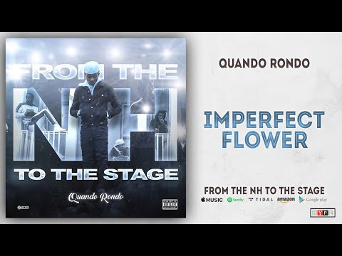 Quando Rondo – Imperfect Flower (From The NH To The Stage)