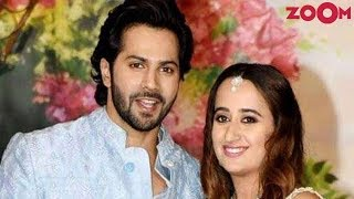 Varun Dhawan CONFIRMS wedding plans with Natasha Dalal! | #VarunNatashaWedding | Bollywood News