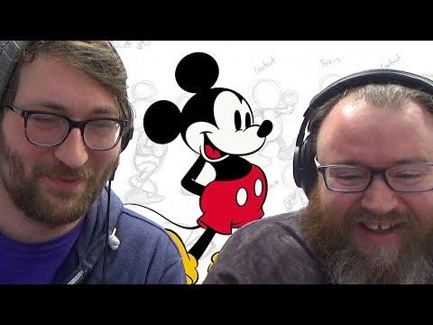 Tom's Dark Animation History