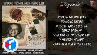 LEYENDA - SUPERIORITY × BELTITO × ELEA El DOMINIO × JUANKA × OSQUEL × CASPER × TOWY × PACHO (RAP) thumbnail