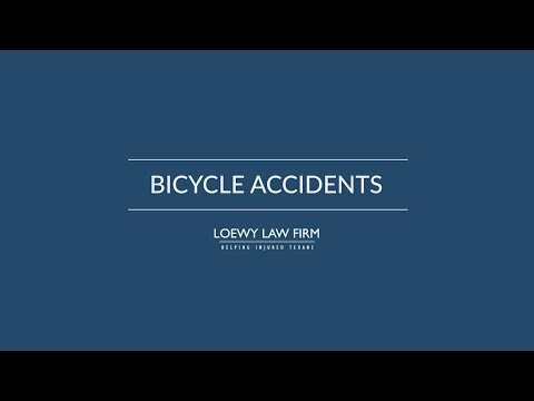 Loewy Law Firm Bicycle Accident Personal Injury Lawyer