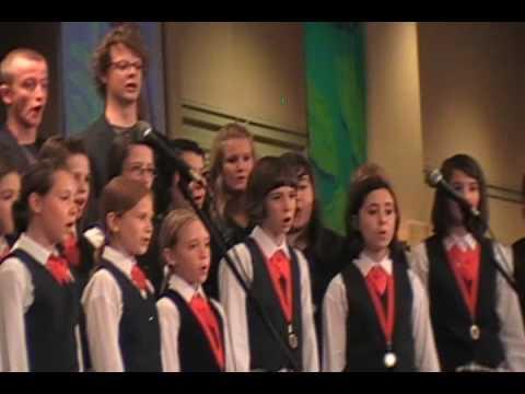 (09P2)HAWAII TOUR - Calgary Children's Choir sings NOW